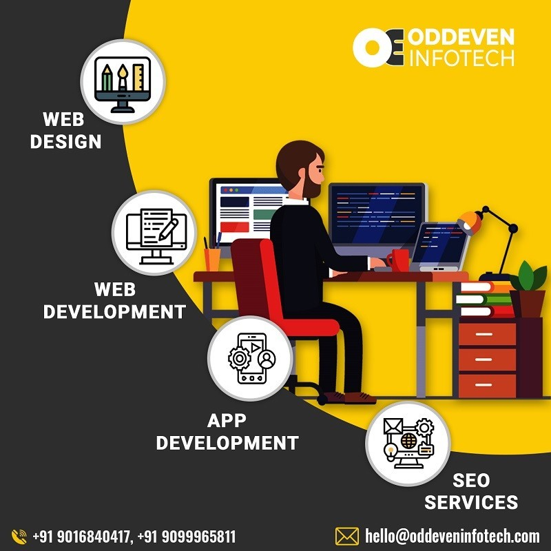 Website Design and Development Company in Gandhinagar | SEO Services