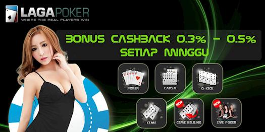 Situs Resmi Judi Poker Indonesia