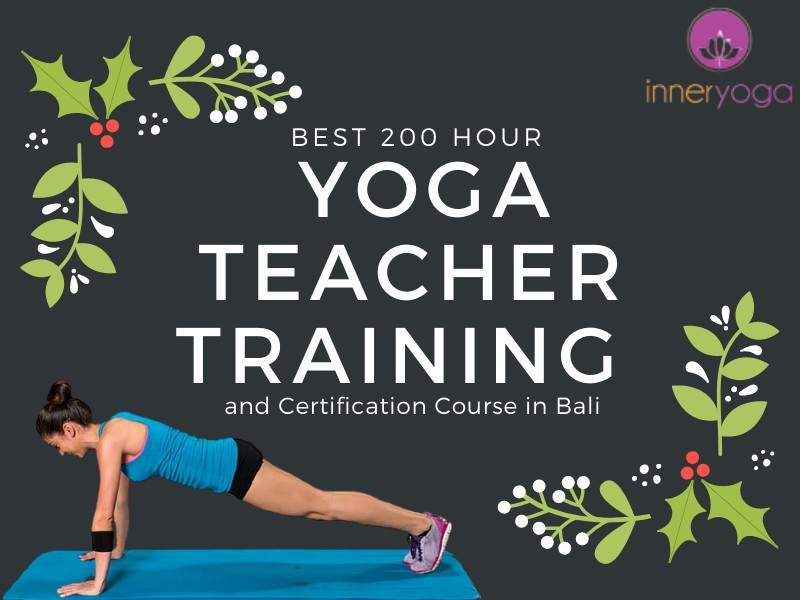 Yoga Teacher Training and Certification Course in Bali