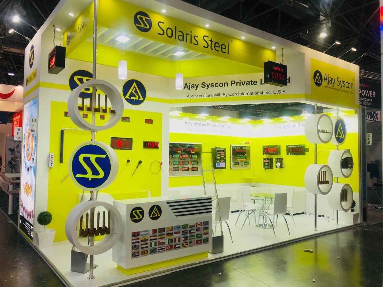 Exhibition stand contractor Turkey | Exhibition stand builder Turkey