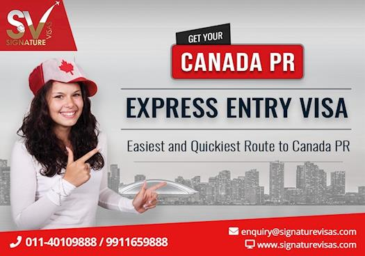 Express Entry Point calculator for Canada PR