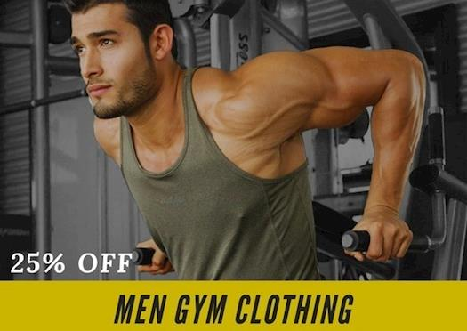 Gym Clothes Is a Recognised Online Retail Store Having Cheap Gym Clothes For Men