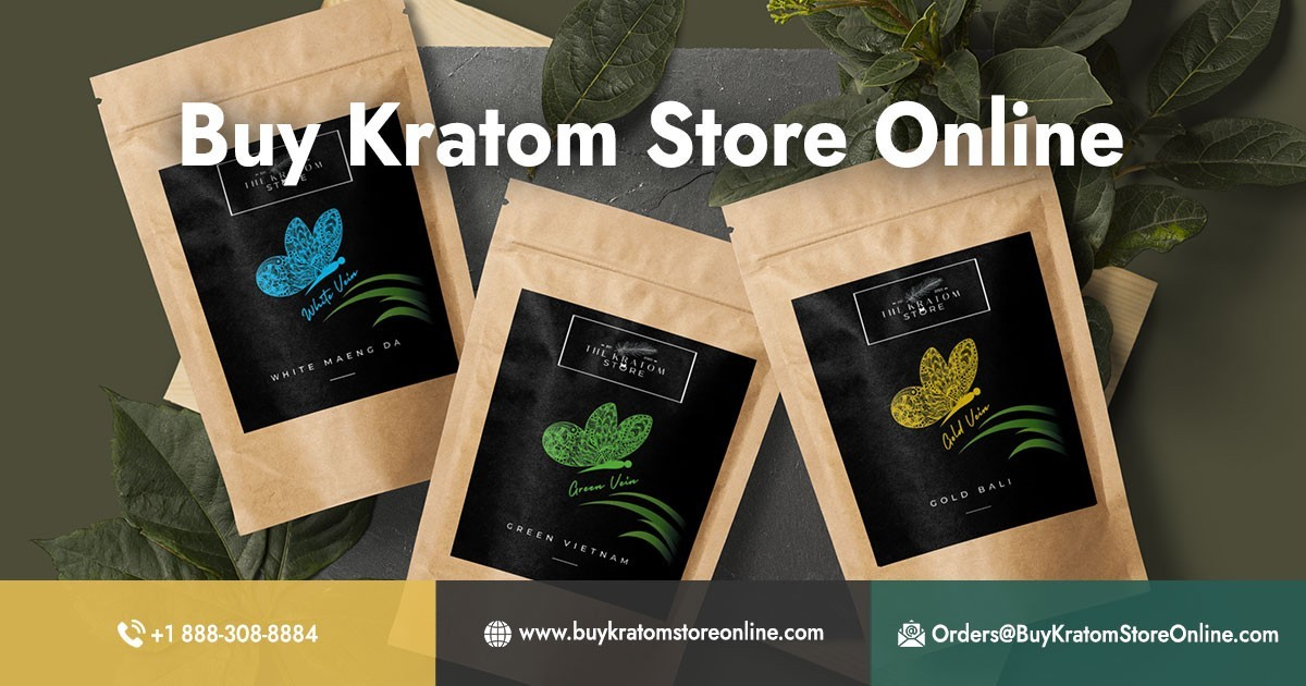 100% Natural Kratom Products: Powder, Tablets, Capsules, Extracts