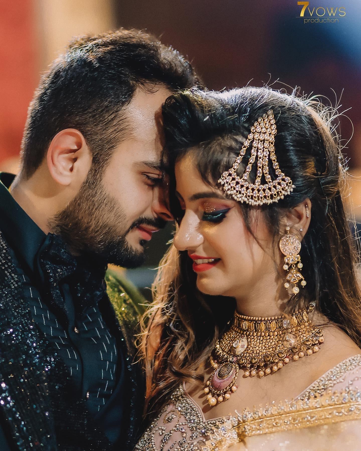Indian Wedding Bride Groom - 7Vows Production