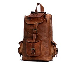 Leather Rucksacks for Men