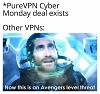 PureVPN Cyber Monday Deal