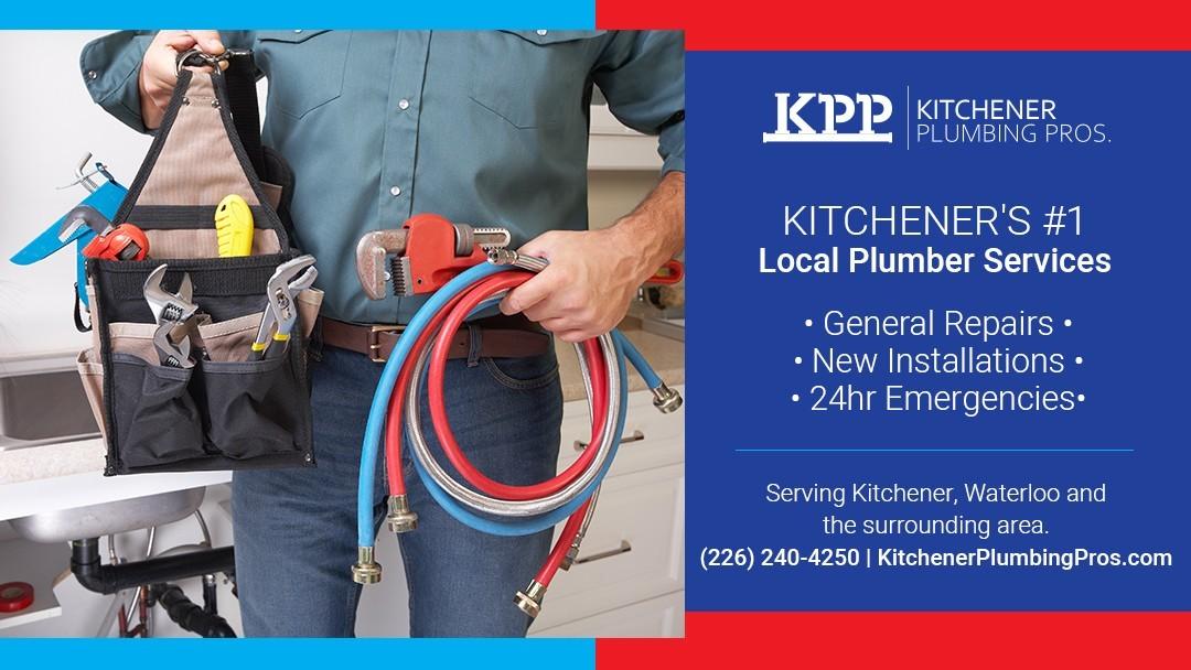 Kitchener Plumbing Pros