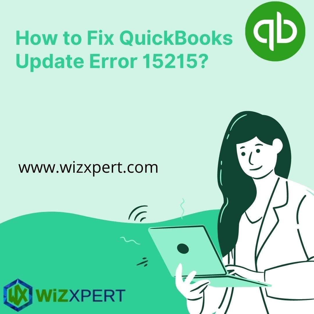 Fixing Error 15215