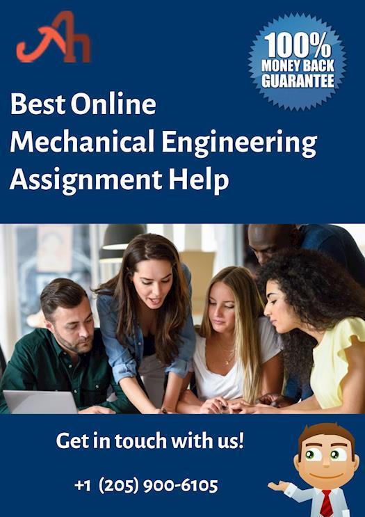 Best Online Mechanical Engineering Assignment Help