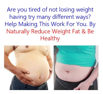 Fear? Not Middle Age Reduce Fat Weight