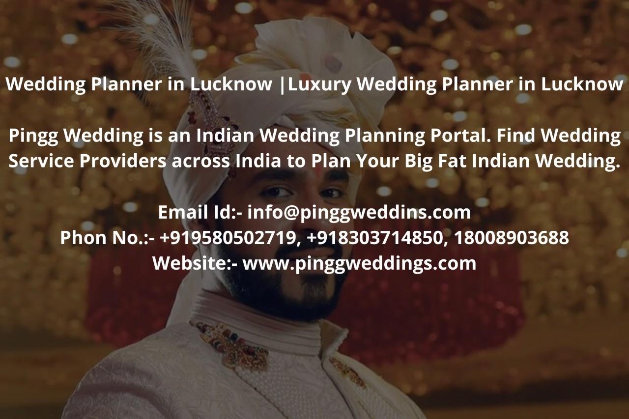 Wedding Planner in Lucknow   Luxury Wedding Planner in Lucknow