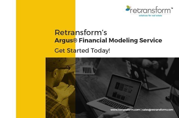 Real Estate Financial Services & Advisory | Retransform