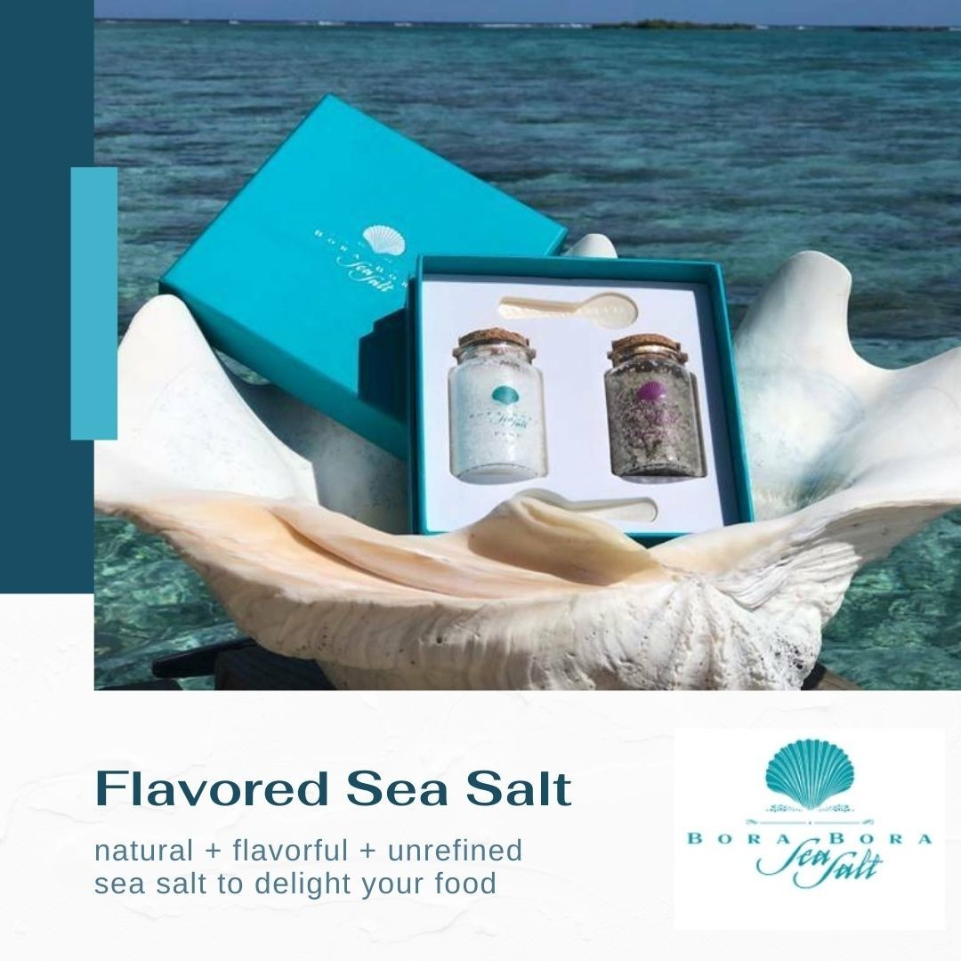 Flavored Sea Salt Collection