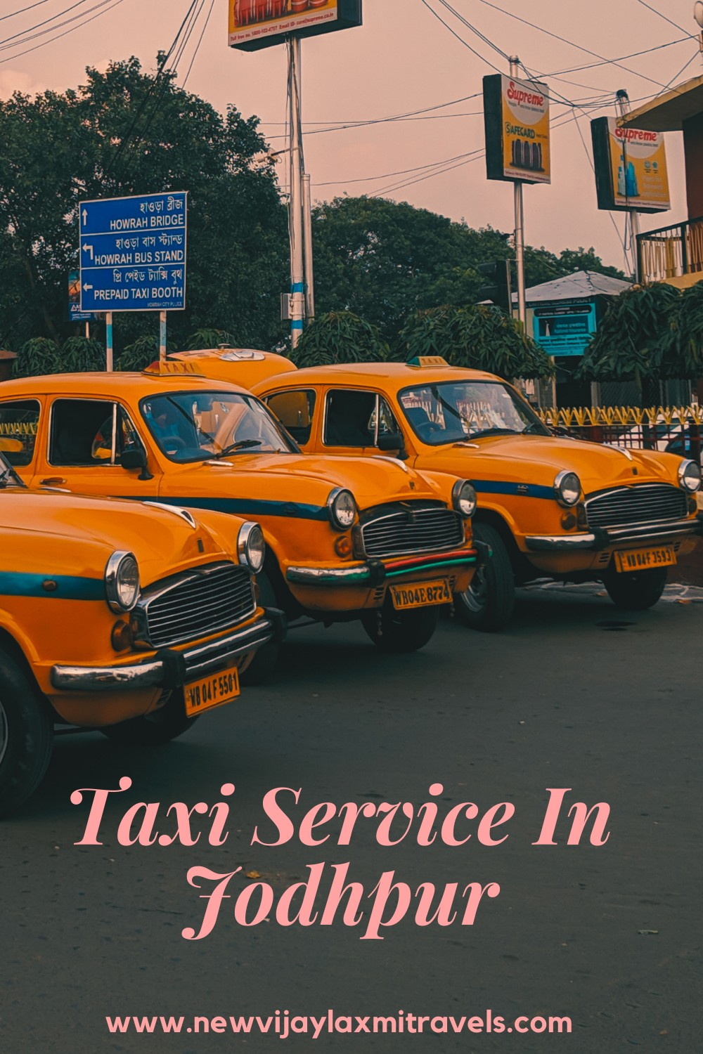 Taxi Service In Jodhpur | New Vijay Laxmi Travels