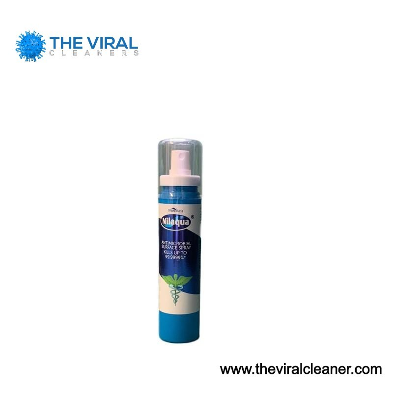 Buy Nilaqua Surface Sprays in London, UK from The Viral Cleaner