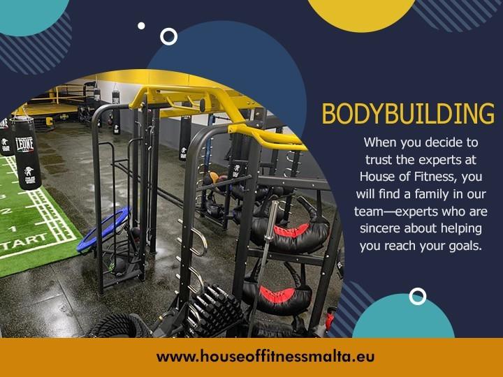 Bodybuilding Malta