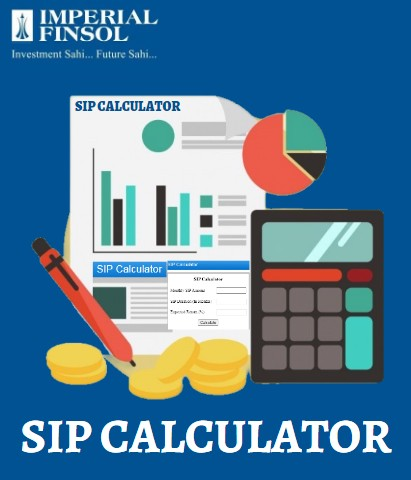 SIP Calculator - A free online tool for calculating returns on your monthly SIP investments.