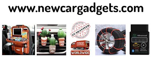 New Car Gadgets