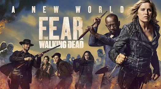 Watch Fear the Walking Dead Season 4 Episode 16