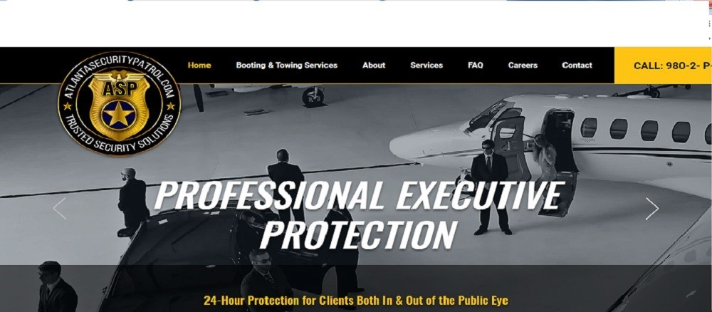 Security Guard Services in Atlanta | Personal Bodyguard Atlanta