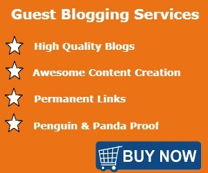 Guest Blogging Services for your Business