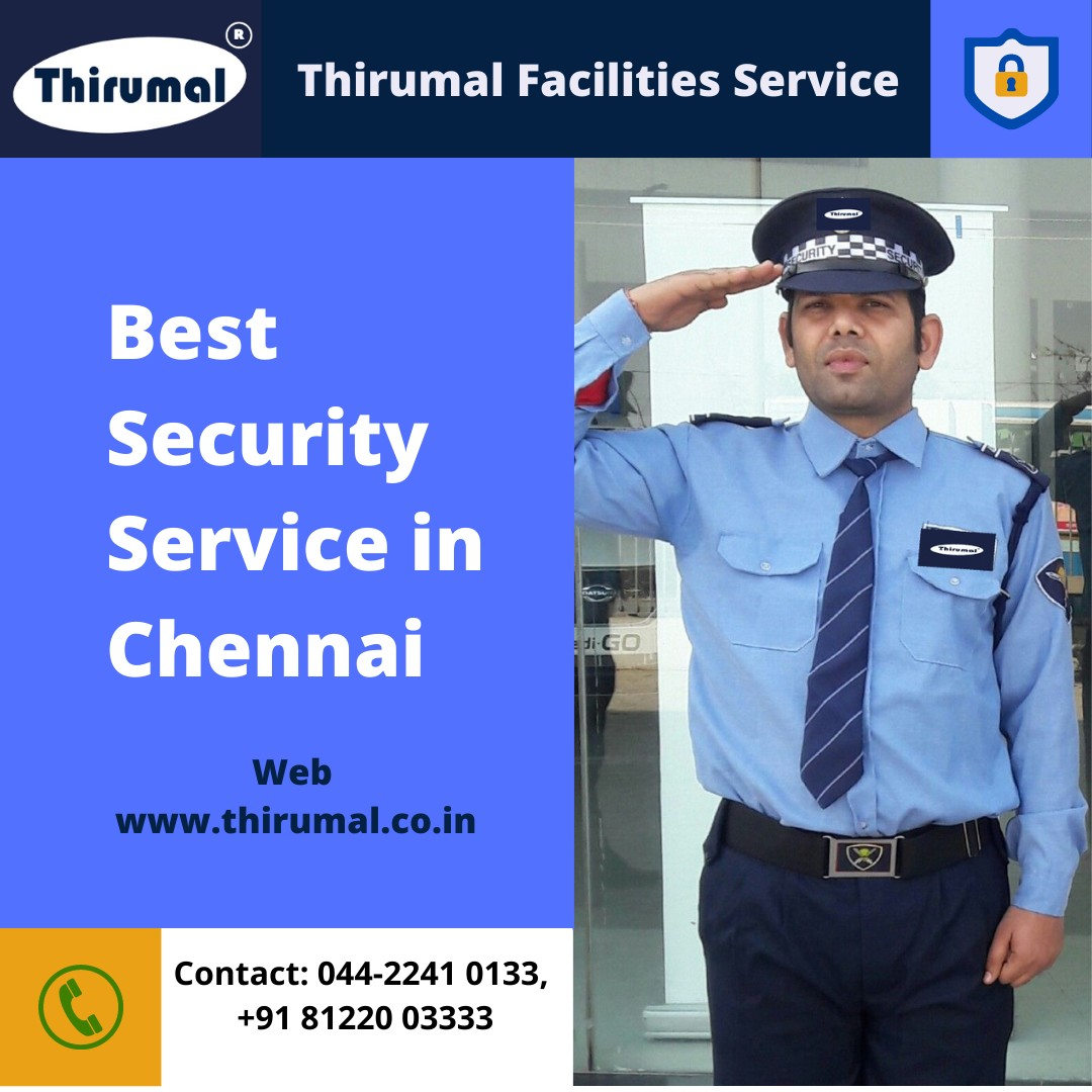 Security Service in Chennai