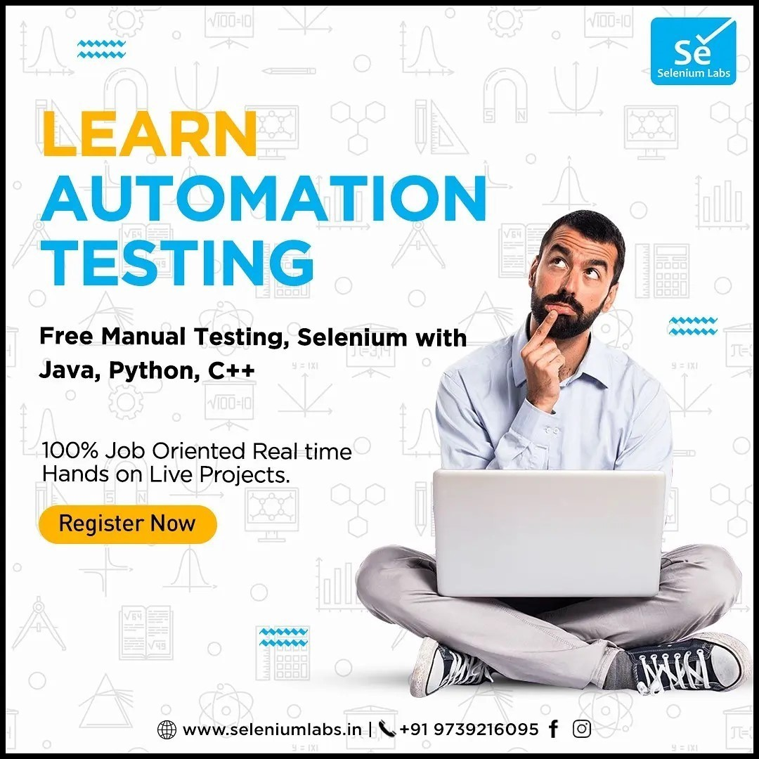 Best Automation Training Institute in Bangalore