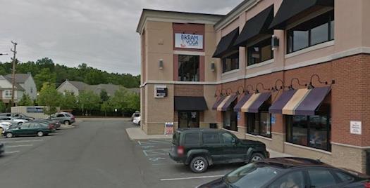 Bikram Yoga Ann Arbor storefront_1