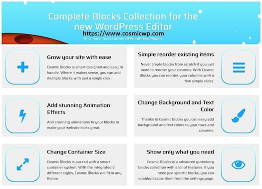 WordPress 5.0 Gutenberg Blocks Collection