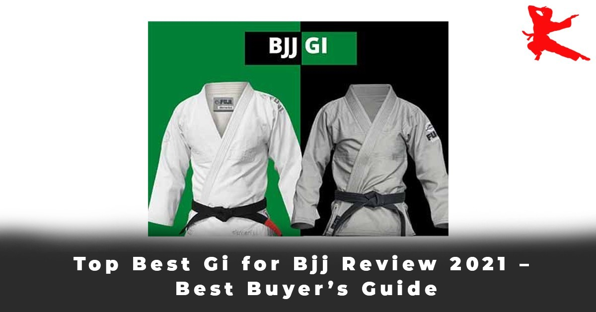 Top Best Gi for Bjj Review