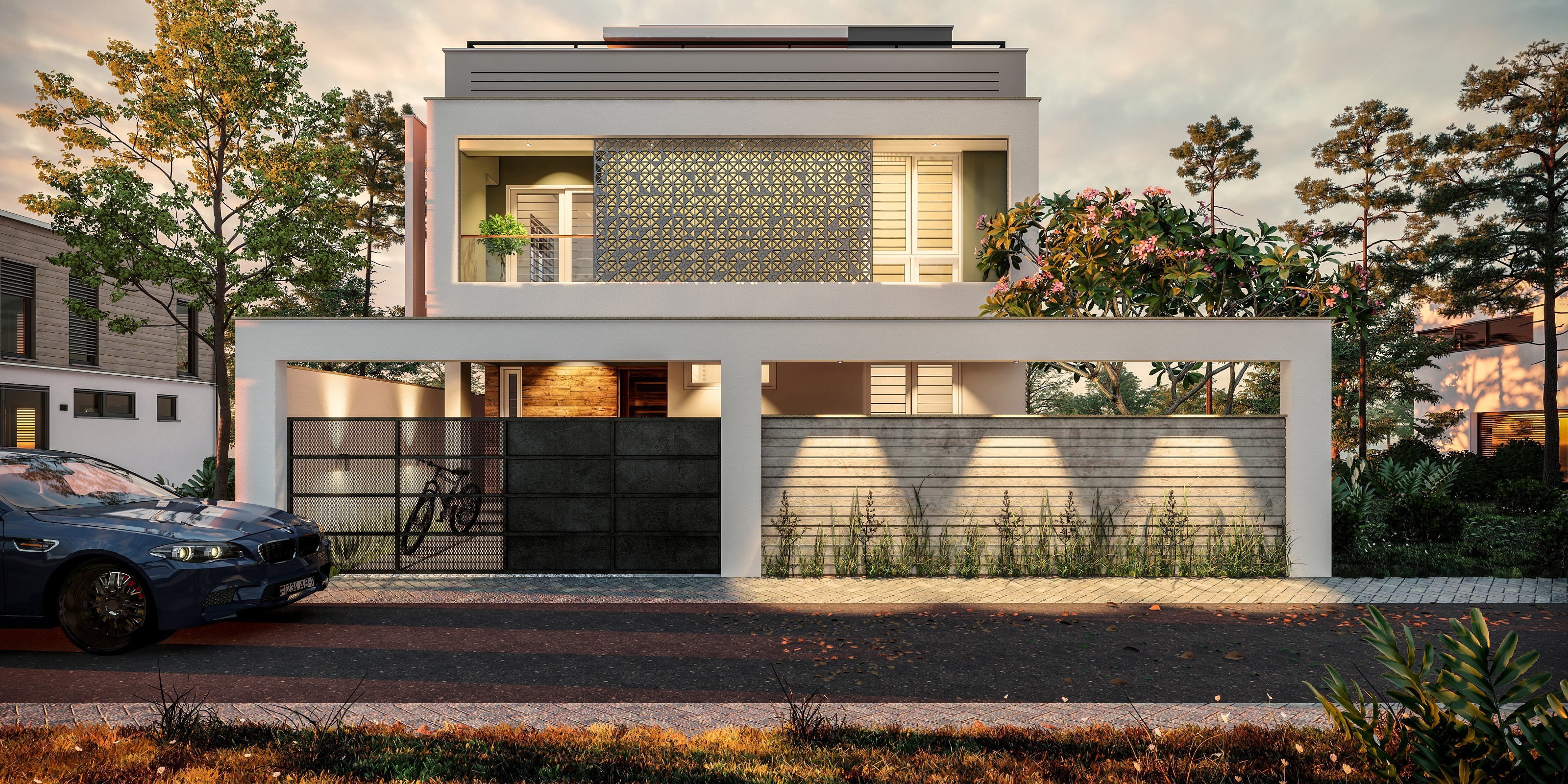 Residential Project - Trivandrum