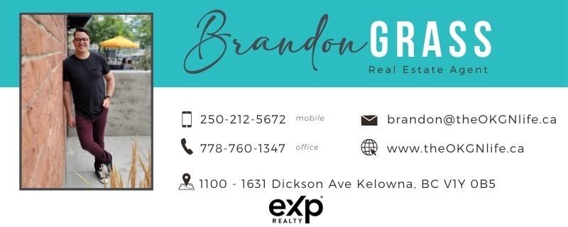 Contact Brandon Grass - eXp Realty