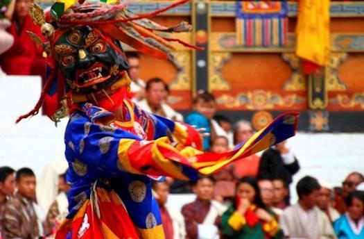 Mask-Dancer