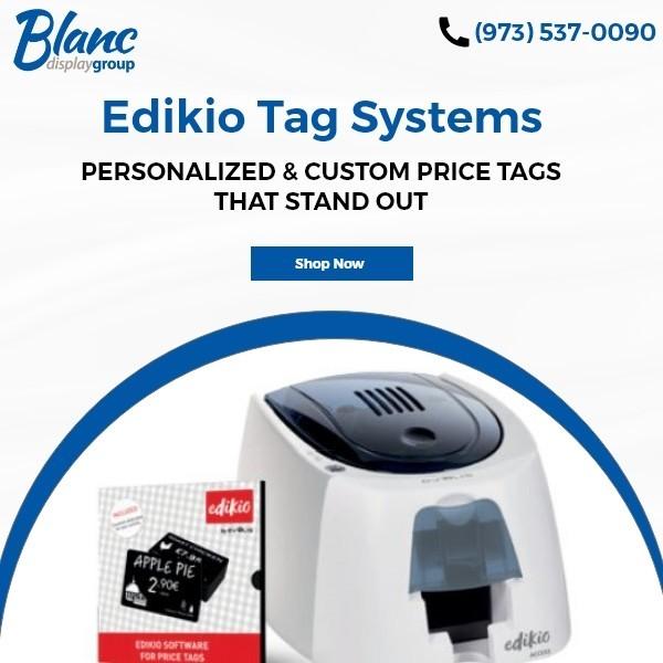Edikio Tag Systems - Blanc Industries