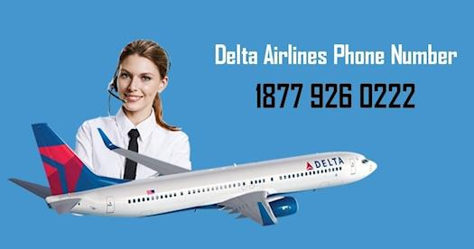 Delta Airlines Phone Number is a Troubleshooting Helpline