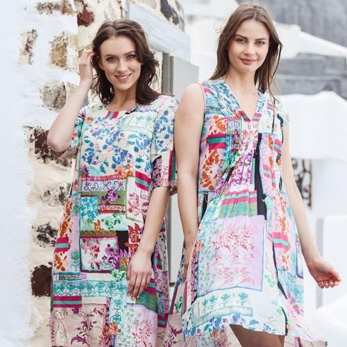 Wholesale Organic Cotton Dresses by Orientique