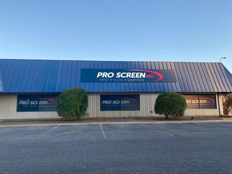 Pro-Screen Inc Signs & Graphics