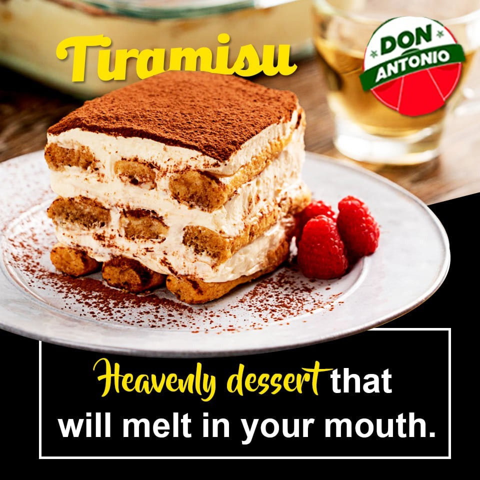 Heavenly dessert that will melt in your mouth!