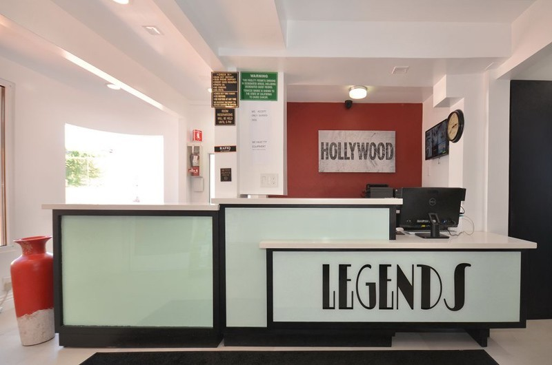 Motel Hollywood CA