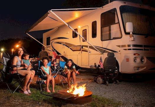 RV Parks Near West Columbia
