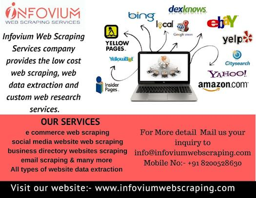 Best web scraping services