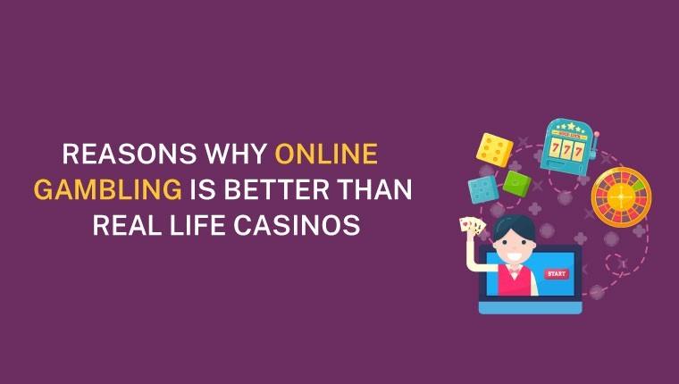 Reason for Online casino