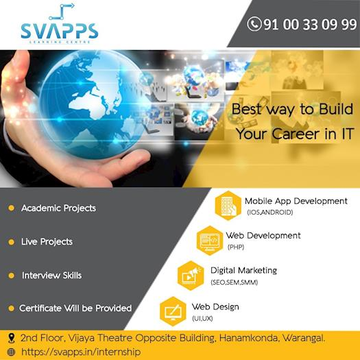 Modern Software Training Courses in Warangal