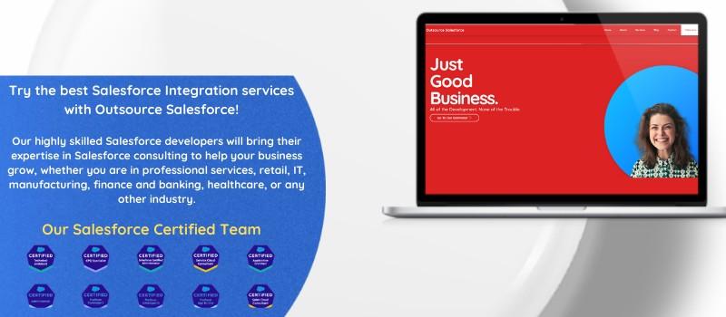 Outsourcing Salesforce   #1 Salesforce outsourcing company