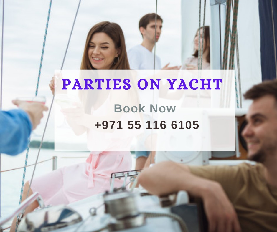 Special Yacht Trips and Tour in Dubai Book Yacht for Parties at Affordable Price Book Yacht for Part