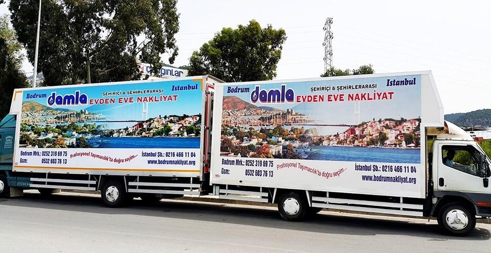 Istanbul Bodrum Evden Eve Sehirler Arasi Nakliyat