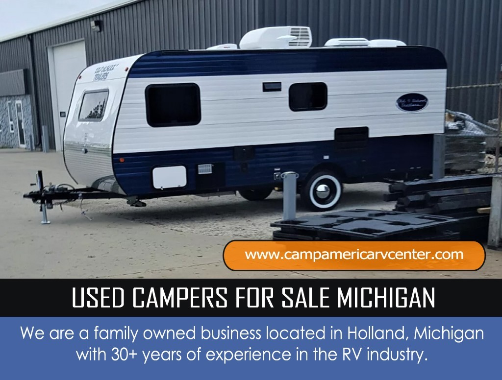 Used Trailers For Sale Michigan