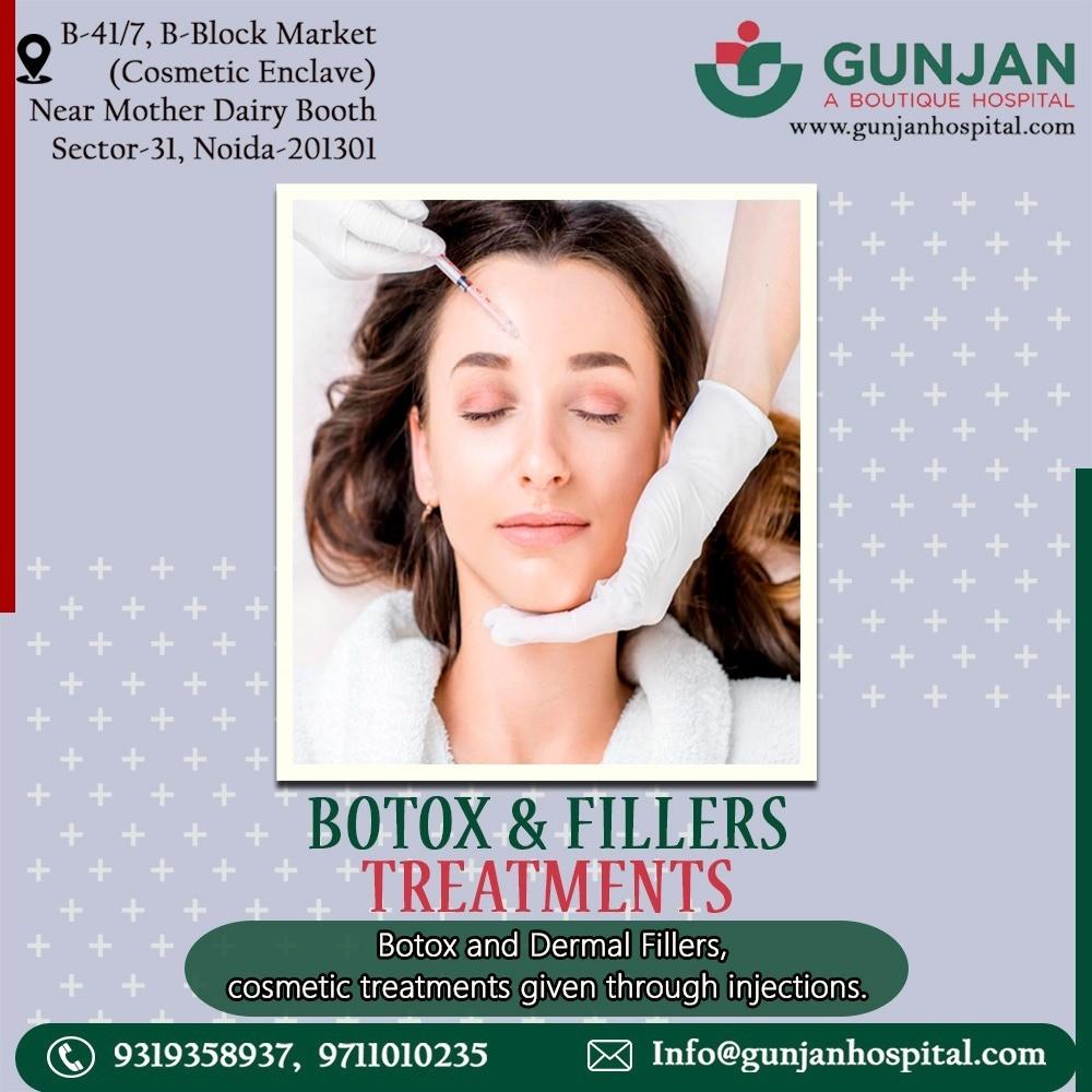 BOTOX FILLER TREATMENT