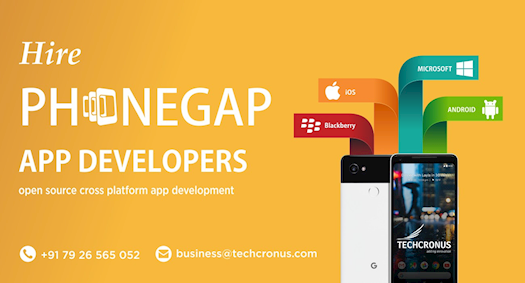 Hire our offshore PhoneGap developers