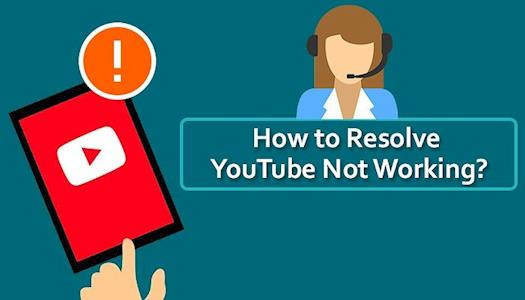 How to Resolve YouTube Not Working?